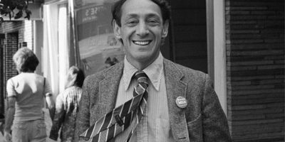 d'Harvey Milk